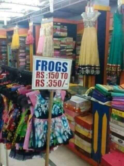 Frogs for girls girls