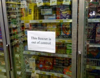 freezer-out-of-control