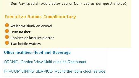 Multi-Cushion restaurant & Round the room clock service